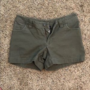 Patagonia W's Stand Up Shorts Size 2